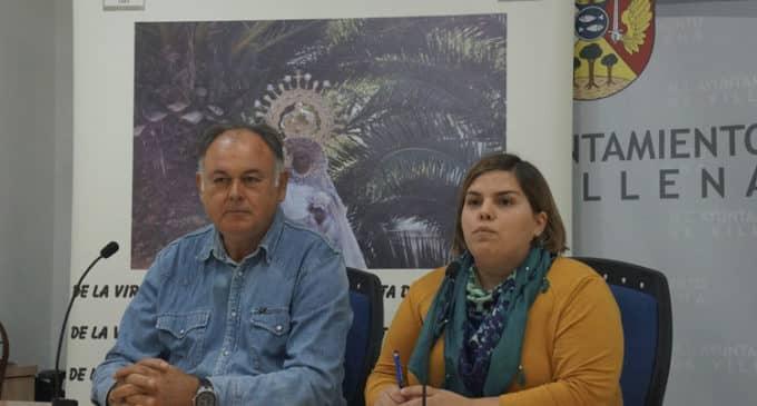 La Junta de la Virgen finaliza el 30 de noviembre la campaña de recogida de tapones de plástico