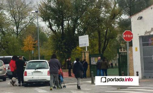 El AMPA del Ruperto Chapí molesto por la falta de medidas para mejorar la seguridad vial