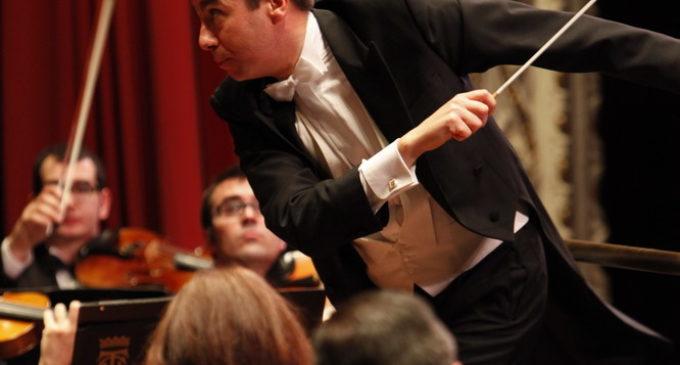 La orquesta sinfónica del Teatro Chapí actuará en el concierto de Año Nuevo