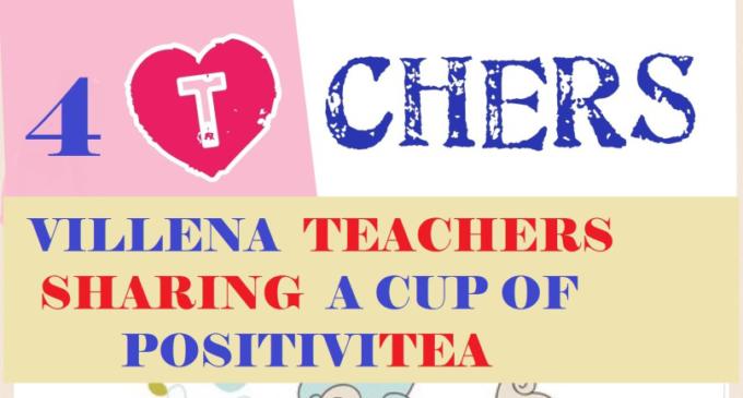 El profesorado de Inglés se une en Tea4Teachers