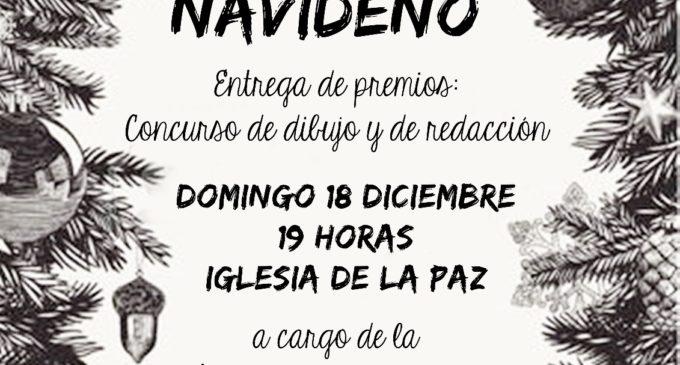 Concierto navideño de la asociación de vecinos de La Paz