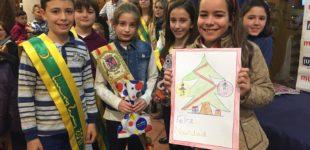 """Premios del XIII Concurso de Dibujo Infantil """"Villena y la Nalvidad"""""""