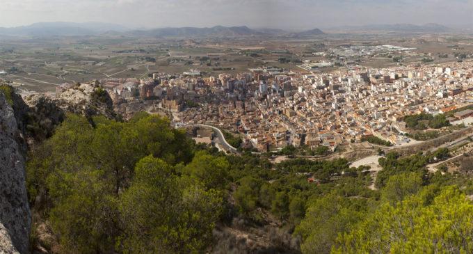 Villena no dispone de un plan de acción contra incendios forestales con 116 km2 de terreno forestal