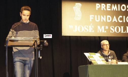 Reconocimiento a las Paulas (Nuestra Señora de los Dolores) en los premios de la Fundación José María Soler