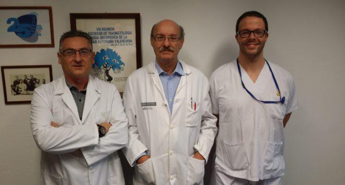 El Servicio de Cirugía Ortopédica y Traumatología del Hospital de Elda, en la línea puntera de la investigación.