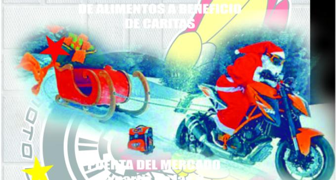 Navidad solidaria del Moto Club Villena