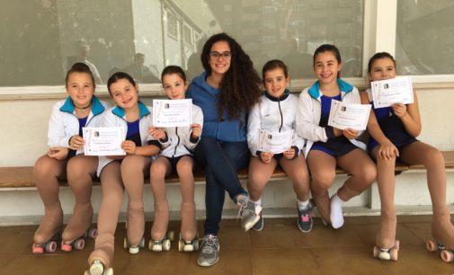 Tercera prueba de iniciación de la Federación de Patinaje de la Comunidad Valenciana