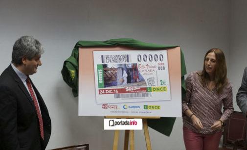 La ONCE dedica el cupón del 24 de diciembre al belén viviente de Cañada