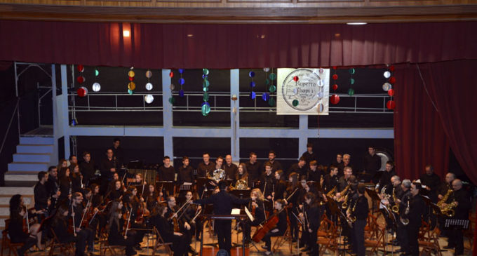 El colegio Salesiano acogerá el concierto de Navidad de la Sociedad Musical Ruperto Chapí