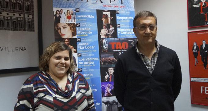 La música con Estrella Morente y Sidonie, protagonistas en la nueva programación del Teatro Chapí