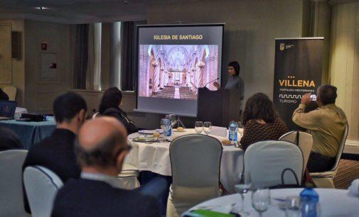 Villena presenta en Madrid su oferta turística