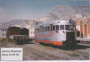 Tren Chicharra