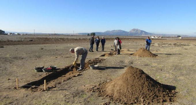 El Museo Arqueológico de Villena retoma las excavaciones junto a las termas romanas