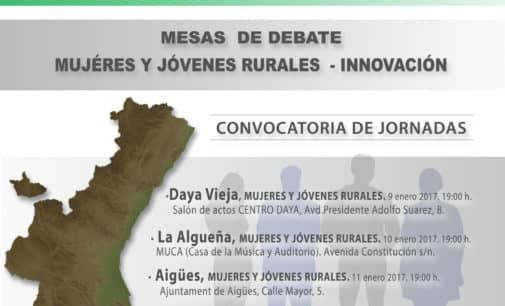 La Agrupación Rural Sur de Alicante celebra una mesa de participación ciudadana para debatir sobre el futuro del territorio rural