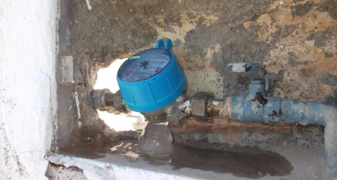 Suspensión del suministro de agua en el polígono El Rubial