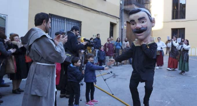 La festividad de San Antón arranca con un concierto y la recogida de leña