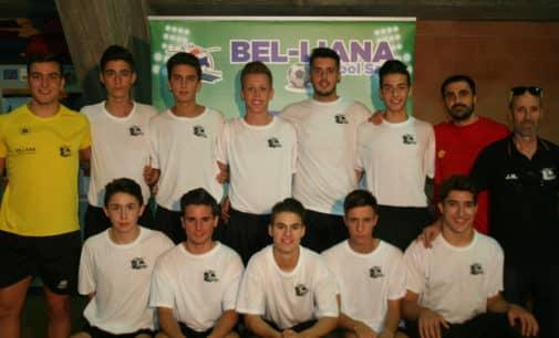 El primer equipo del Bel-liana F.S presenta sus credenciales para un posible ascenso