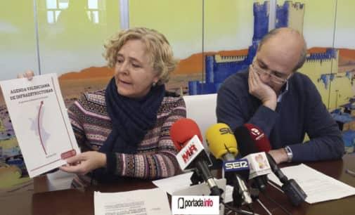 Conselleria da largas a la demanda de conectar la A-31 con la estación AVE en Villena