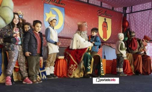 Los Reyes Magos ya están en Villena