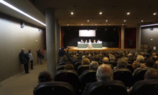Villena pide una ayuda para mejorar el escenario de la Casa de la Cultura