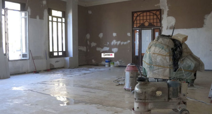 Villena concluye la remodelación de los bajos del Teatro Chapí