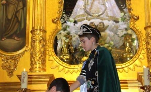 La Conversión infantil se pone en escena por el 175 aniversario de Moros Viejos y Cristianos