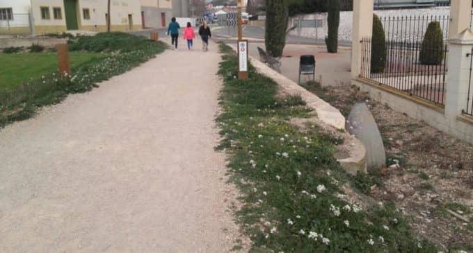 Suspensión del servicio de agua en el vial ecológico de Las Virtudes para el próximo 5 de diciembre