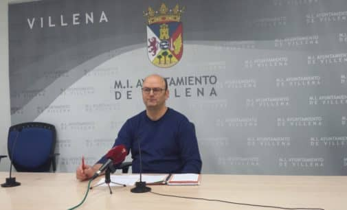 El edil de Bienestar aclara las críticas vertidas por el PSOE sobre la dependencia