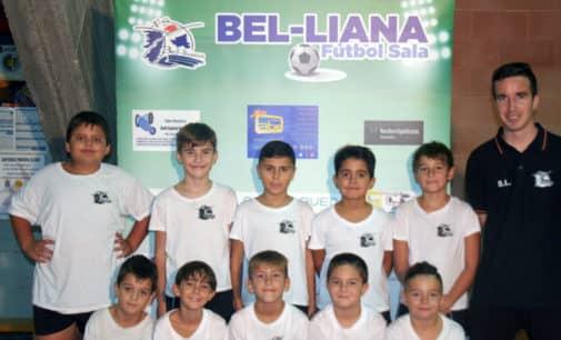 El primer equipo Bel-liana F.S., ascendido a categoría Preferente, cae ante el C.F.S. Racing San Juan de Alicante