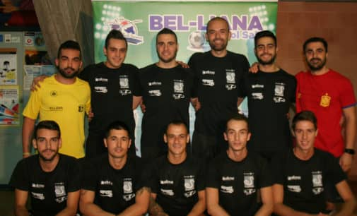 Nueva victoria del primer equipo del Bel-liana Fútbol Sala