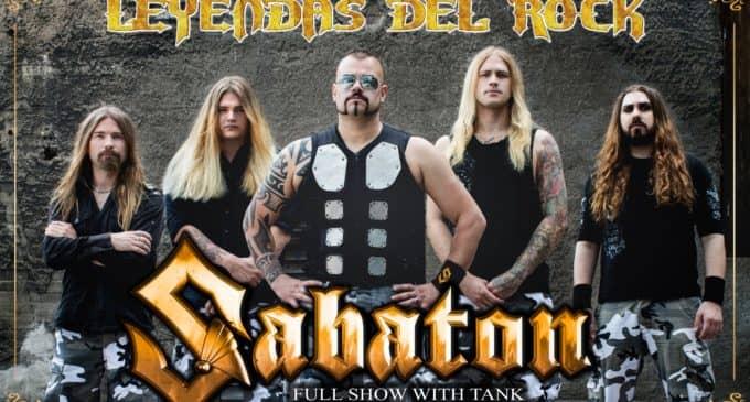 Sabaton y Amon Amarth en Villena como guindas a Leyendas del Rock