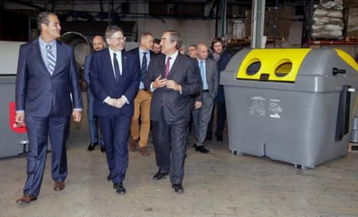 Puig destaca el potencial del tejido industrial de la Comunitat Valenciana para impulsar el crecimiento económico