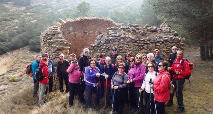 Aviana en la Sierra de la Oliva de Caudete