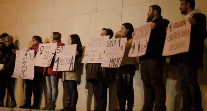 Izquierda Unida anima a la participación en el 8 de marzo
