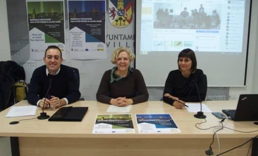 Jornadas de Participación Ciudadana para el nuevo Plan General de Ordenación Urbana en Villena