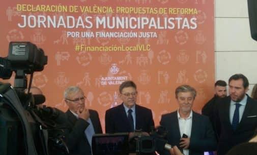 Villena se une a la campaña en favor de la financiación local