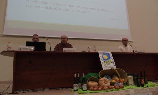 Presentación del primer Plan de Desarrollo de Agricultura Ecológica de la Comunidad Valenciana