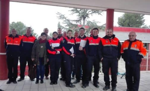 El nuevo equipo de Protección Civil de Villena cumple 6 meses