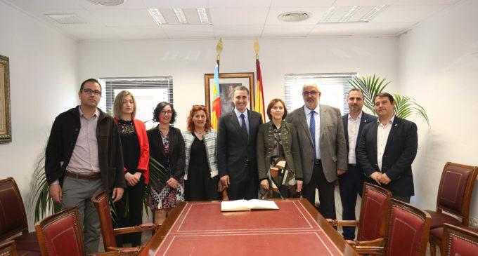 Diputación invirtió en el Vinalopó más de 5 millones y medio de euros
