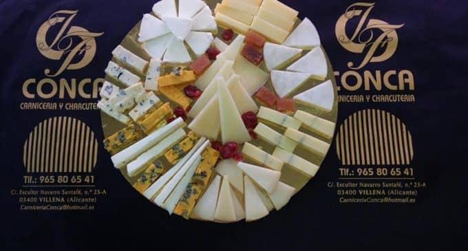 Carnicería Conca organiza una cata de quesos gratis
