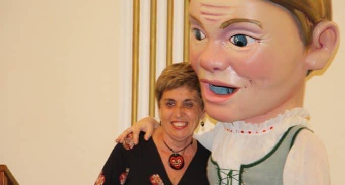 El Rabal celebra las fiestas de San José con la presentación de la «Dama de Villena»