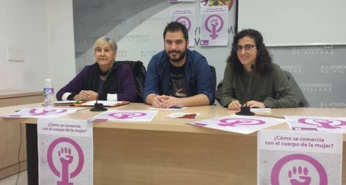 La concentración del Día de la Mujer abordará la comercialización del cuerpo de la mujer