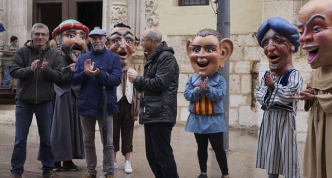 La iglesia de Santa María recupera el reloj de Sol