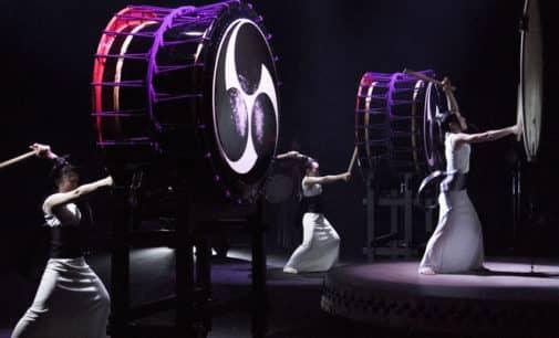 TAO regresa al Chapí de Villena con su espectáculo The Samurai of the Drum