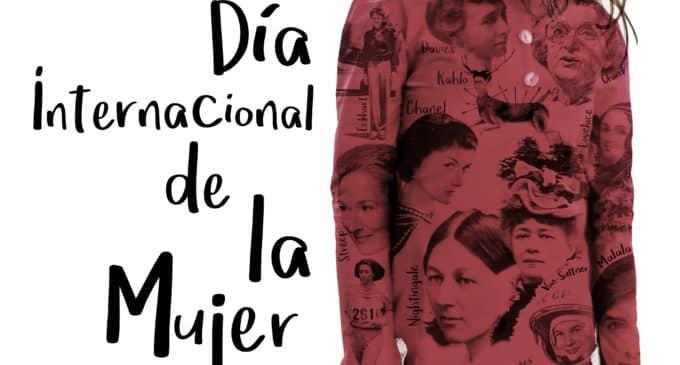 8 de marzo. Reivindicando la otra Historia. La Historia de las mujeres