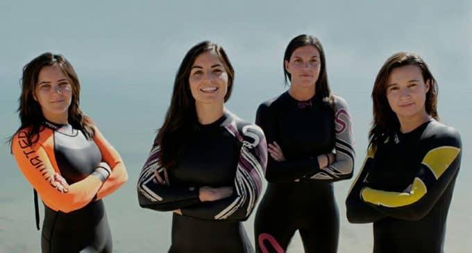 La nadadora villenense, Marina Martínez, participará en un proyecto a beneficio de los refugiados