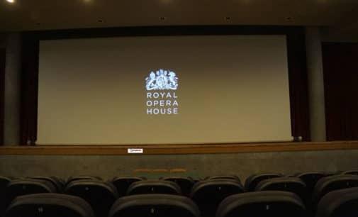 La Casa de la Cultura proyectará en directo óperas y ballets desde la Royal Opera House de Londres