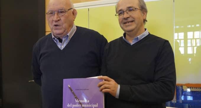 El historiador, César López, recopila siete siglos de Ayuntamientos en Villena