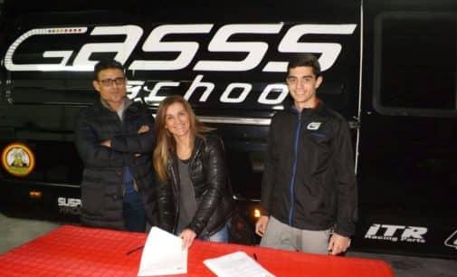 «Coque» López ficha por Gasss School para disputar el Campeonato de España de Velocidad