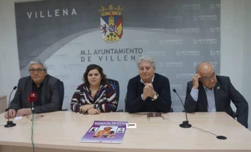 """El villenense, Juan Flor, presenta la imagen de """"Ecce Homo"""" que procesionará con la Hermandad del Cristo de las Penas"""